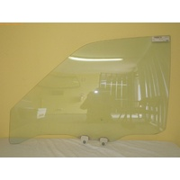 HONDA CIVIC SHUTTLE SB6 - 5DR WAGON 1/84>12/86 - LEFT SIDE FRONT DOOR GLASS