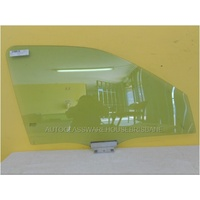FORD MONDEO HB/HC/HD/HE - 2/1996 to 10/2000 - HATCH/SEDAN/WAGON - DRIVERS - RIGHT SIDE FRONT DOOR GLASS - 1 PLASTIC LUGG