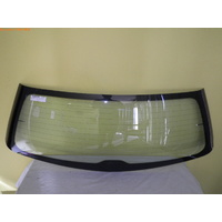 VOLKSWAGEN POLO V - WVWZZZ9NZ - 11/2005 to 4/2010 - 3DR/5DR HATCH - REAR WINDSCREEN GLASS (CURVE BOTTOM EDGE)