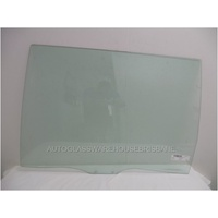 MAZDA MPV LW - 8/1999 to 12/2006 - WAGON MPV - PASSENGERS - LEFT SIDE REAR DOOR GLASS
