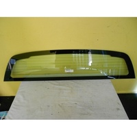FORD FALCON FG - 5/2008 to CURRENT - 2DR UTE - REAR WINDSCREEN GLASS - HEATED