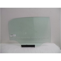 TOYOTA COROLLA ZRE152R - 5/2007 to 12/2013 - 4DR SEDAN - RIGHT SIDE REAR DOOR GLASS