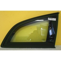 HOLDEN COMMODORE VE/VF - 7/2008 to 10/2017 - 4DR WAGON - RIGHT SIDE CARGO GLASS - ENCAPSULATED