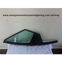 PEUGEOT 306 - 2DR CABRIOLET 4/94>2002 - RIGHT SIDE FRONT QUARTER GLASS
