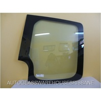 MERCEDES SPRINTER - 9/2006 TO CURRENT - VAN - DRIVERS - RIGHT SIDE REAR BARN DOOR GLASS - GLUED IN - NOT HEATED