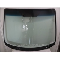 FORD FIESTA WS/WT - 9/2008 to CURRENT - SEDAN/HATCH - FRONT WINDSCREEN GLASS - MIRROR BUTTON,COWL RETAINER