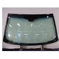 MERCEDES ML CLASS 163 SERIES - 9/1998 to 8/2005 - 4DR WAGON - FRONT WINDSCREEN GLASS - RAIN SENSOR BRACKET - ENCAPSULATED