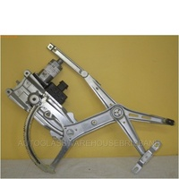 HOLDEN ASTRA AH - 9/2004 to 8/2009 - 3DR/5DR HATCH - RIGHT SIDE FRONT WINDOW REGULATOR - ELECTRIC
