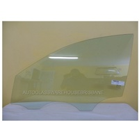 HYUNDAI i30 FD - 9/2007 TO 4/2012 - 5DR HATCH - PASSENGERS - LEFT SIDE FRONT DOOR GLASS