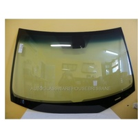 HONDA ACCORD CP - 2/2008 to 5/2013 - 4DR SEDAN - FRONT WINDSCREEN GLASS - RAIN SENSOR