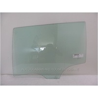 MAZDA 6 GH - 2/2008 to 12/2012 - 5DR HATCH -PASSENGERS - LEFT SIDE REAR DOOR GLASS