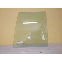 TOYOTA LANDCRUISER 76-79 SERIES - 3/2007 TO CURRENT - 5DR WAGON - PASSENGERS - LEFT SIDE REAR BARN DOOR GLASS