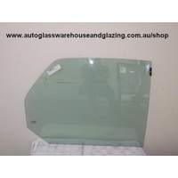 RENAULT SCENIC JAB30 - 5/2001 to 12/2004 - 5DR WAGON - DRIVERS - RIGHT SIDE REAR DOOR GLASS