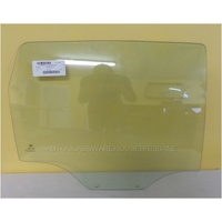 HOLDEN BARINA TK - 5DR HATCH 12/2005>12/2010 - DRIVERS - RIGHT SIDE REAR DOOR GLASS