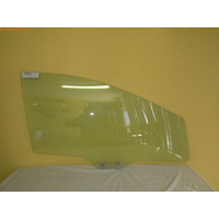 MAZDA 2 DE - 9/2007 TO 8/2014 - 5DR HATCH - RIGHT SIDE FRONT DOOR GLASS