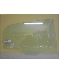 MAZDA 2 DE - 9/2007 to 8/2014 - 5DR HATCH - RIGHT SIDE REAR DOOR GLASS
