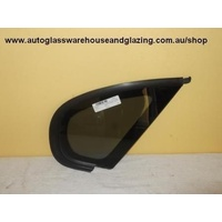 SUBARU LIBERTY/OUTBACK 3RD GEN - 10/1998 to 8/2003 - 4DR SEDAN - DRIVERS - RIGHT SIDE OPERA GLASS
