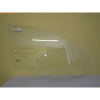 HYUNDAI i30 FD - 9/2007 to 4/2012 - 5DR HATCH - DRIVERS - RIGHT SIDE FRONT DOOR GLASS