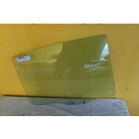 MITSUBISHI GALANT HJ - 3/1993 to 1996 - 4DR SEDAN - RIGHT SIDE REAR DOOR GLASS