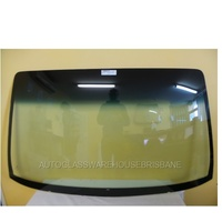 SSANGYONG REXTON - 6/2003 to 12/2016 - 5DR WAGON -  FRONT WINDSCREEN GLASS
