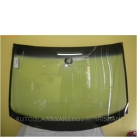 VOLKSWAGEN GOLF VI - 1/2009 to 3/2013 - HATCH - FRONT WINDSCREEN GLASS - RAIN SENSOR BRACKET, TOP MOULD & RETAINER
