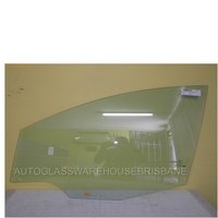 FORD FIESTA WS/WT - 1/2009 to CURRENT - 4DR SEDAN/5DR HATCH - PASSENGERS - LEFT SIDE FRONT DOOR GLASS