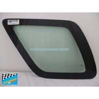 FORD ESCAPE ZC/ZD 2.3LTR ONLY - 2006 to 12/2012 - 4DR WAGON - PASSENGER - LEFT SIDE REAR CARGO GLASS