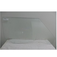 HOLDEN MONARO HQ/HZ - 2DR COUPE 1971>1976 - RIGHT SIDE FRONT DOOR GLASS - CLEAR
