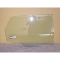 HYUNDAI i30 FD - 9/2007 to 4/2012 - 5DR HATCH - DRIVERS - RIGHT SIDE REAR DOOR GLASS