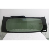 TOYOTA PRADO 150R - 11/2009 TO CURRENT - 3DR & 5DR WAGON - REAR WINDSCREEN GLASS - GREEN