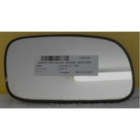 FORD FALCON AU-BA-BF - 9/1998 to 6/2002 - SEDAN/WAGON/UTE - RIGHT SIDE MIRROR - WITH BACKING
