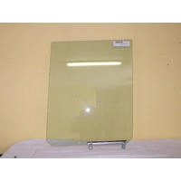 TOYOTA LANDCRUISER 76 - 79 SERIES - 3/2007 to CURRENT - 5DR WAGON - LEFT SIDE REAR DOOR GLASS
