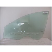 HOLDEN CRUZE JG/JH - 5/2009 to 12/2016 - SEDAN/HATCH/WAGON - PASSENGERS - LEFT SIDE FRONT DOOR GLASS