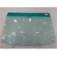 DAIHATSU MOVE L601 - 2/1997 to 2000 - 5DR WAGON - FRONT WINDSCREEN GLASS - GREEN BAND