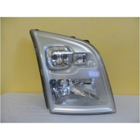 FORD TRANSIT VM - 9/2006 TO CURRENT - VAN - RIGHT SIDE HEADLIGHT