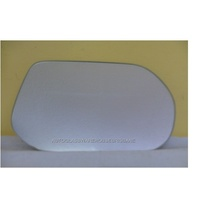 HONDA CIVIC FD  2/2006 to 1/2012 -8th Gen -DRIVER - RIGHT SIDE MIRROR - NEW (flat mirror glass only) 165mm wide X 113mm