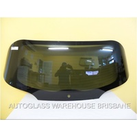 JEEP CHEROKEE KL - 6/2014 to CURRENT - 4DR WAGON - REAR WINDSCREEN GLASS - PRIVACY TINT - HEATED (ORIGINAL PART)