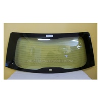 JEEP GRAND CHEROKEE WK - 1/2013 to CURRENT - 4DR WAGON - REAR WINDSCREEN GLASS - GREEN - 1 Hole (552 X1350)