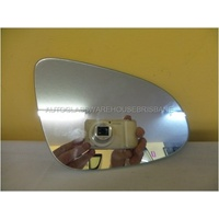 TOYOTA COROLLA ZRE172R/ZRE182R - 12/2013 to CURRENT - SEDAN/HATCH - RIGHT SIDE MIRROR - FLAT GLASS ONLY - 160mm X 130mm - G086