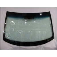 FIAT FREEMONT JF - 4/2013 to CURRENT - 4DR SUV - FRONT WINDSCREEN GLASS - ROUND MIRROR BUTTON