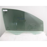 FIAT FREEMONT JF - 4/2013 to CURRENT - 4DR SUV - RIGHT SIDE FRONT DOOR GLASS - GREEN