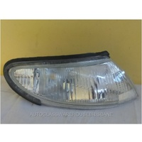 FORD FALCON EF-EL - 9/1994 to 9/1998 - 4DR SEDAN - LEFT SIDE INDICATOR CORNER LIGHT