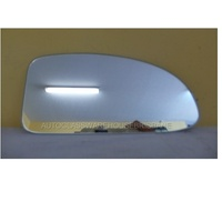 FORD FOCUS LR - 9/2002 to 5/2005 - SEDAN/HATCH - DRIVERS - RIGHT SIDE MIRROR - FLAT GLASS ONLY - 181MM X 88MM