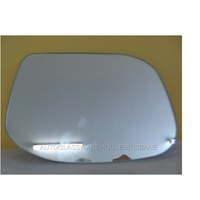 HONDA ACCORD CU EURO - 4DR SEDAN 6/2008>1/2011 - DRIVERS - RIGHT SIDE MIRROR GLASS - FLAT GLASS ONLY - 165W X 125H