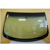 CHRYSLER SERBRING JS - 5/2007 to CURRENT - 4DR SEDAN - FRONT WINDSCREEN GLASS