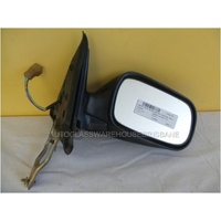 SUBARU LIBERTY 2ND GEN - 6/1994 to 1/1999 - 4DR SEDAN - RIGHT SIDE MIRROR - COMPLETE - E13-013350