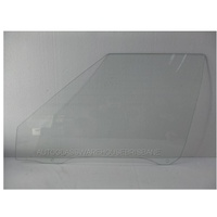 FORD FALCON XD/XE/XF - 3/1979 to 12/1987 - 4DR SEDAN - 6 PIECE SIDES GLASS SET - CLEAR (AUSTRALIA MADE)