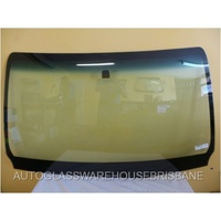TOYOTA HILUX GGN126 - UTE 2015>CURRENT - FRONT WINDSCREEN - NO ANTENNA
