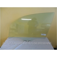 SUBARU FORESTER SJ - 2/2013 to 9/2018 - 5DR WAGON - PASSENGERS - LEFT SIDE FRONT DOOR GLASS