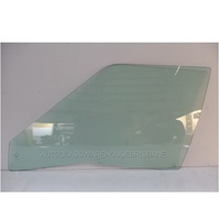 FORD FALCON XC - 1976 to 1979 - 4DR SEDAN - 7-PIECE GLASS SET - GREEN